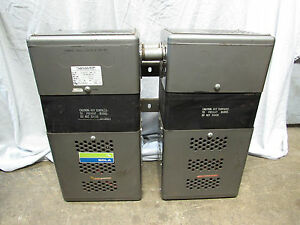 Sola Constant Voltage Transformer Cat No 23 26 250