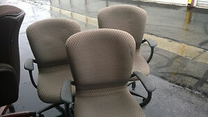 Haworth Improv Series M220 Desk Chair Pre owned
