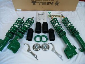 Gsb80 11as2 Tein Street Basis Coilover Honda Fit 09 14 Made In Japan Version
