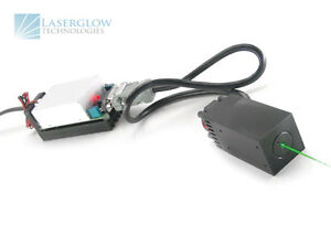 Green Laser 532nm Oem 100 Mw Dc Power 12 Volt Dc
