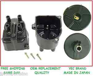 New 91 Acura Integra Rs Ls Gs B18a Yec Distributor Cap Rotor Kit