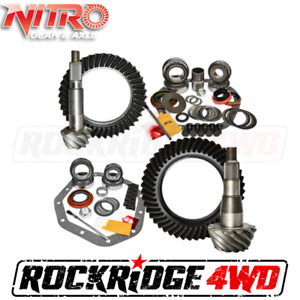 Nitro Gear Package For 02 11 Dodge Ram 1500 03 11 Dakota Durango 4 56 Ratio