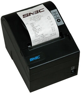 Snbc Btp 880npv Thermal Pos Printer Ethernet Usb Auto Cutter 132040 npv