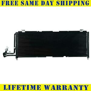 Ac A c Condenser For Jeep Fits Cherokee 4 0 L6 6cyl 4895