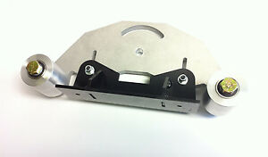 Belt Grinder D backing Plate For 2x72 Knife Making Grinder With Wheels