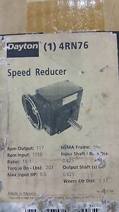 Dayton Speed Reducer 4rn76