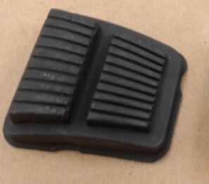 Nos 1965 1979 Ford Thunderbird Lincoln Mercury Parking Brake Pedal Rubber Pad