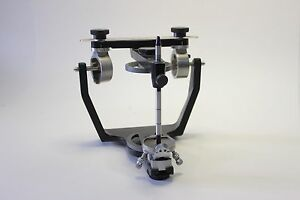 Adjustable Hanau Articulator Wide Vue