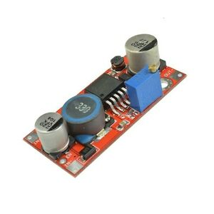 5x Xl6009 Dc Adjustable Step Up Boost Power Converter Module Replace Lm2577 S2