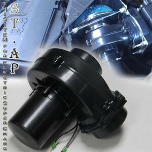 Jdm Air Intake Electric Turbocharger Supercharger Gas Turbo All Car Vehicles Hp