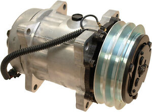 Amx10236 Sanden Replacement Compressor For John Deere 4000 4020 4040 Tractors