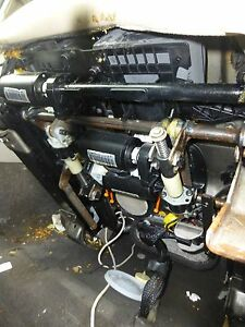 Lincoln Ls 2003 2004 2005 2006 Left Driver Seat Track With Motors