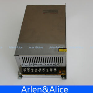 600w 24v 25a 220v Single Output Switching Power Supply Ac To Dc Smps