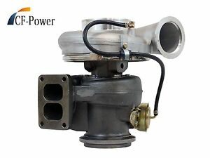 Brand New Turbocharger Detroit Diesel 60 Series 127l Turbo With Wastegate 172743