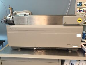 Sciex Api 4000 Qtrap Lc ms ms With Agilent 1100 System And Nitrogen Generator