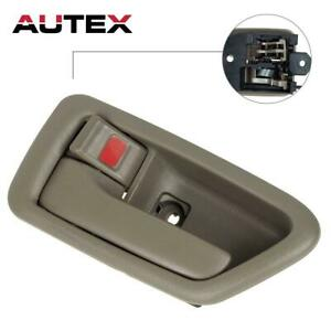 Interior Door Handle Front Rear Left Driver Side Lh For Toyota Camry 1997 2001