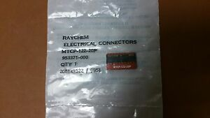 Raychem Mtcp 122 20p brand New W Our Coc