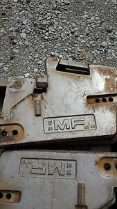 Mf Massey Ferguson 2705 2805 2845 Front Weights