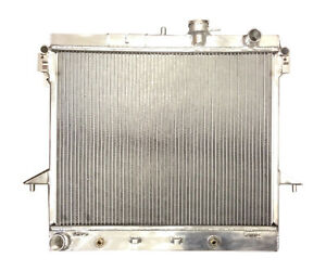 New All Aluminum Radiator For Hummer H3 06 10 H3t 09 10 Gmc Canyon 09 12 5 3l