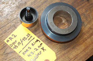Dyer 45 15 45 25mm Kees 45 2 Master X Plug Bore Gage Gauge Setting Master Ring