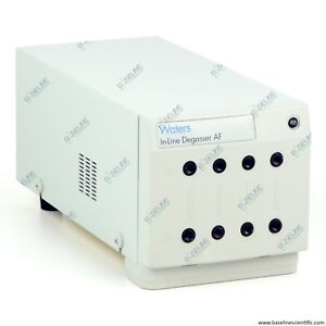 Refurbished Waters Dg2 In line Degasser Af 4 Channel With One Year Warranty
