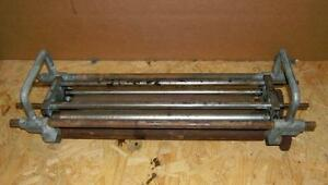 Vandercook 219 Ns Letterpress Ink Form Roller Cores Carriage Assembly Xx92 40
