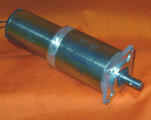 Escap Dc Gear Motor 370 1 Ratio