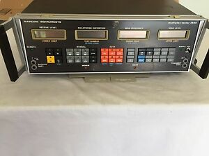 Marconi Instruments Multiplex Tester 2830