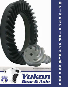Yukon Replacement Ring Pinion Gear Set For Dana 80 In A 4 63 Ratio