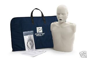 Prestan Adult Cpr aed Training Manikin Light Skin Pp am 100 without Monitor
