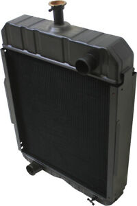 65426c1 Radiator For International 544 666 706 756 Tractors