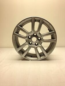 12 14 Chevy Sonic 10 Spoke Silver Alloy 16 Wheel19259634 Genuine Oem Gm New