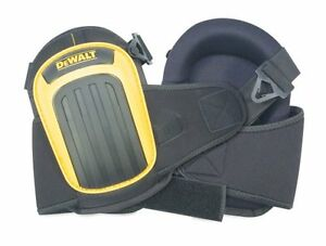 Professional Construction Grade Gel Layered Knee Pads Work Adjustable Comfort