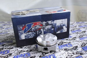 Je Pistons Fits Honda Prelude H22 H22a Engines 88mm Bore 9 0 1 Comp 298733