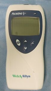 Welch Allyn Micropaq Model 402 Telemetry Monitor With Battery