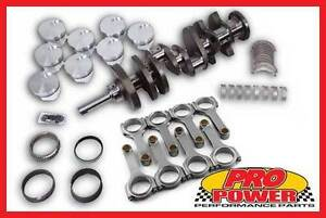 New Fe Ford 406 428 Block Forged Racing Stroker Kit 456ci To 469ci