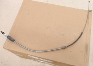 1977 1978 1979 Ford Thunderbird Front Parking Brake Cable D8oz 2853a