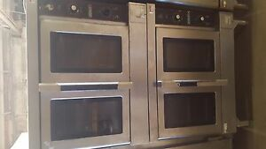 Hobart Double Stack Oven