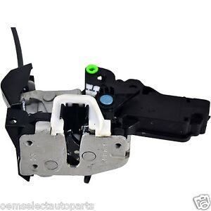 Oem New 2004 2007 Ford Expedition Front Lh Side Door Latch Cable 6l1z78219a65b