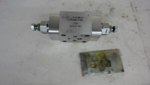 Sun Hydraulics Fby 0g63 a2 Manifold cartridge Assembly