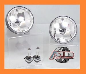 1999 2002 Dodge Ram Clear Fog Lights With Sport Package Oem Replacement Pair