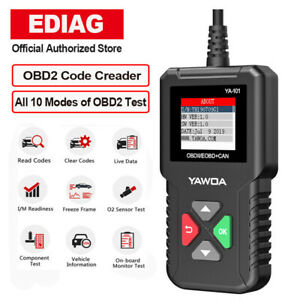 Launch Cr3008 Obd Obd2 Engine Universal Car Code Reader Scanner Diagnostic Tool