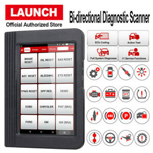 Obd2 Auto Car Diagnostic Scanner Tool Full System Special Function Launch X431 V