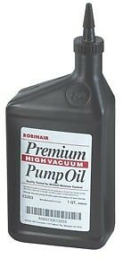 Robinair Premium High Vacuum Pump Oil Quart New Rob 13203