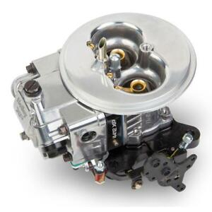 Holley Carburetor 0 4412bkx Ultra Xp 500 Cfm 2 Barrel Black Anodized polished