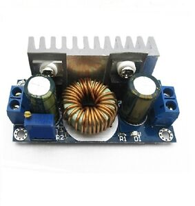 10pcs New 8a Dc dc Step Up Booster Power Supply Converter Module Boost Board