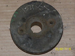 Jd John Deere 40 420 430 435 440 Front Crankshaft Pulley Harmonic Balancer