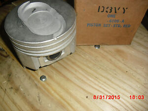 Ford lincoln mercury Truck Van 1973 78 460 Nos Piston d3vy 6108 a