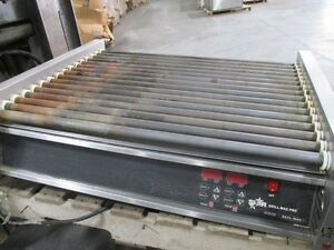 Star Grill Max Pro Hot Dog Roller Grill Send Offer