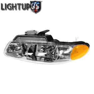 2000 Dodge Caravan Chrysler Town Country Voyager Left Driver Lh Headlight